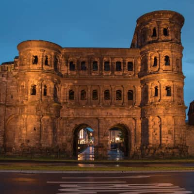 More information about Porta Nigra / Trier